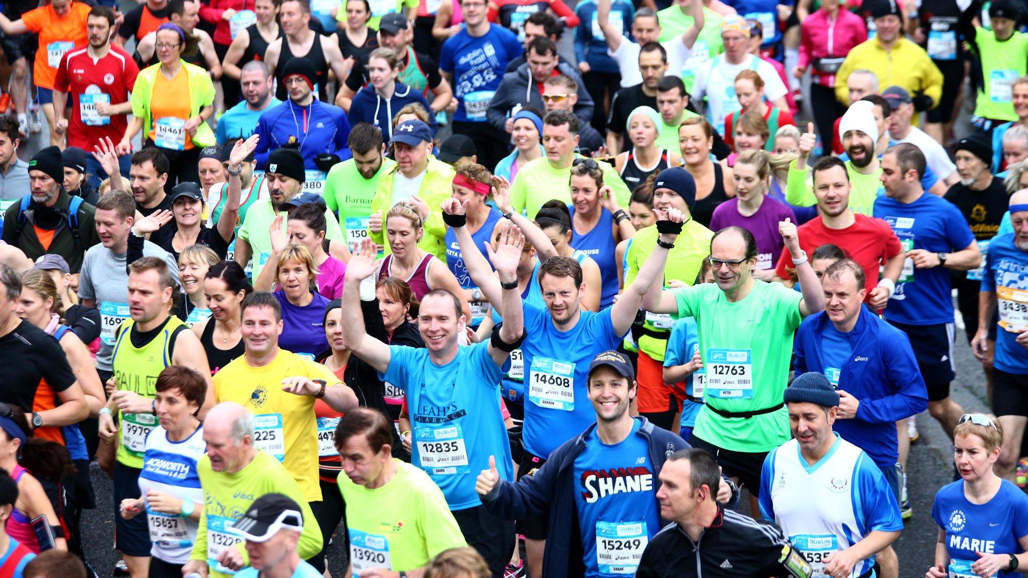Africans take top prizes at Dublin Marathon