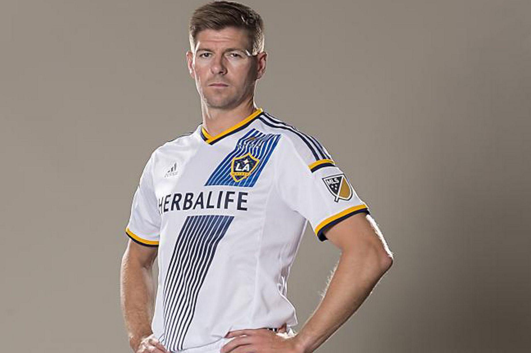 ' I Will Miss You LA' - Gerrard