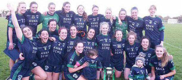Foxrock Cabinteely ladies Success