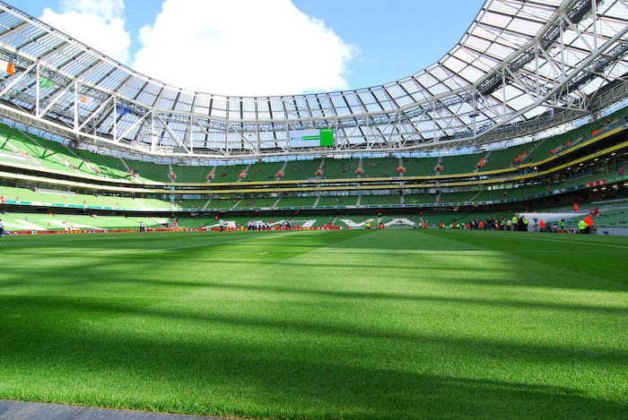Ireland vs Wales Sold Out