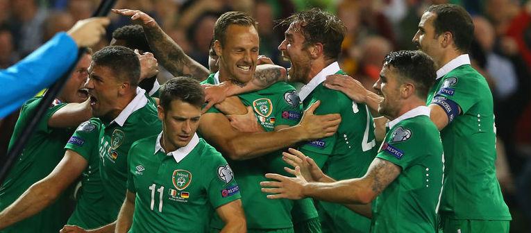 Irish to take over MetLife Stadium in June