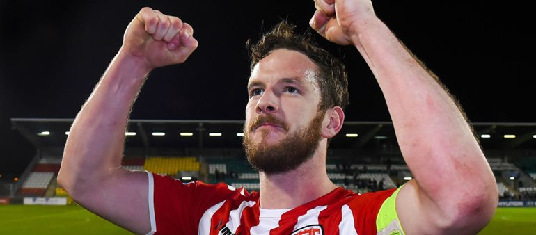 Tributes pour in for Derry City's football captain