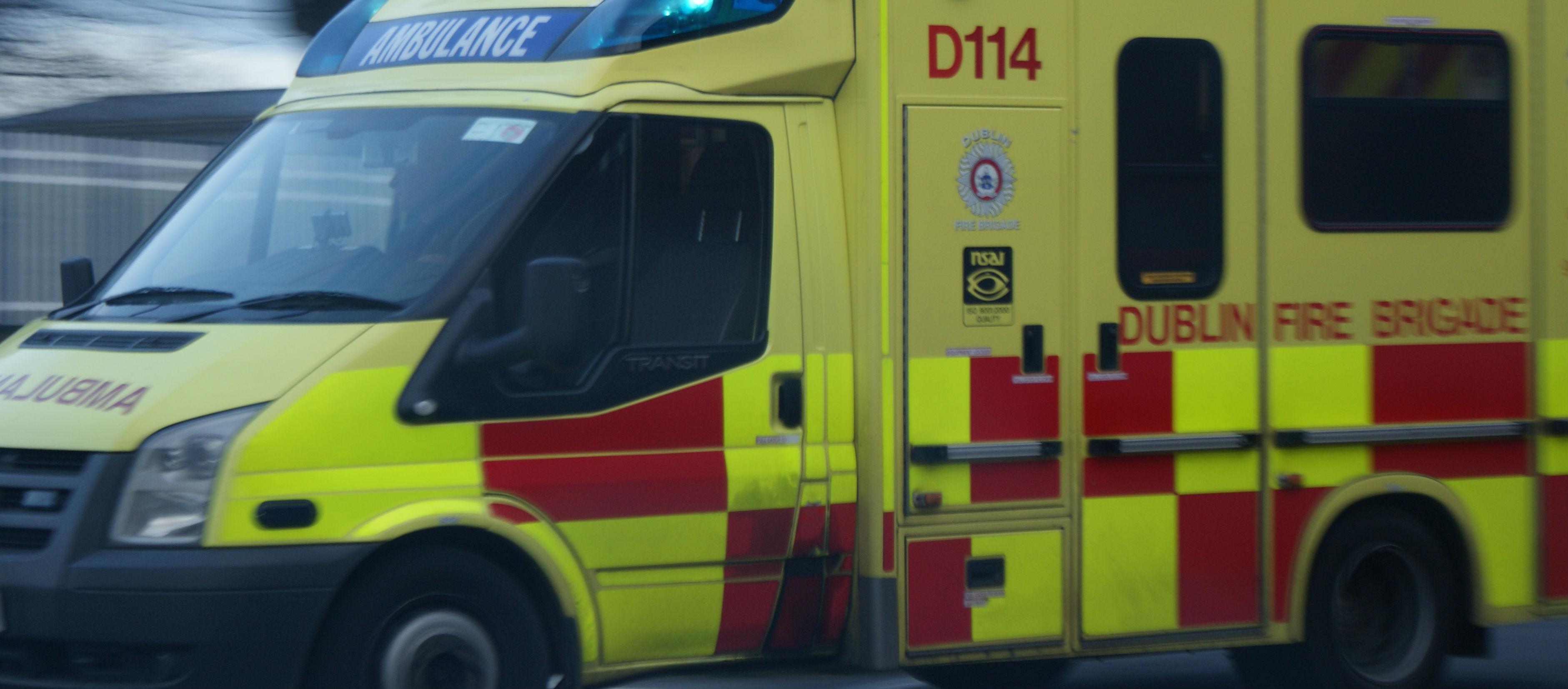 Dublin Fire Brigade help deliver newborn