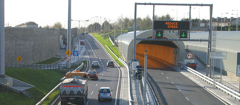 Calls to get the port tunnel speed cameras up and running