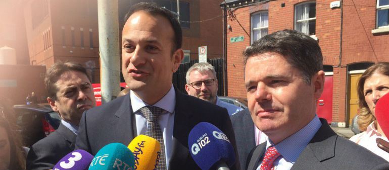 Ministers and TD's Show Their Hand in Fine Gael leadership Race