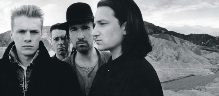 U2 in Dublin Ahead of Homecoming Gig