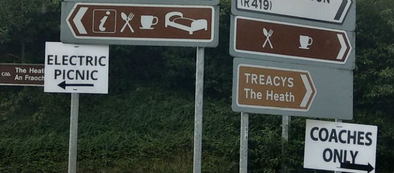 All Roads Lead to Stradbally for Electric Picnic