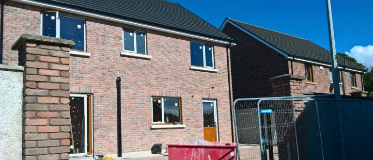 New Affordable Homes Being Built In Poppintree