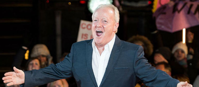 Keith Chegwin has died