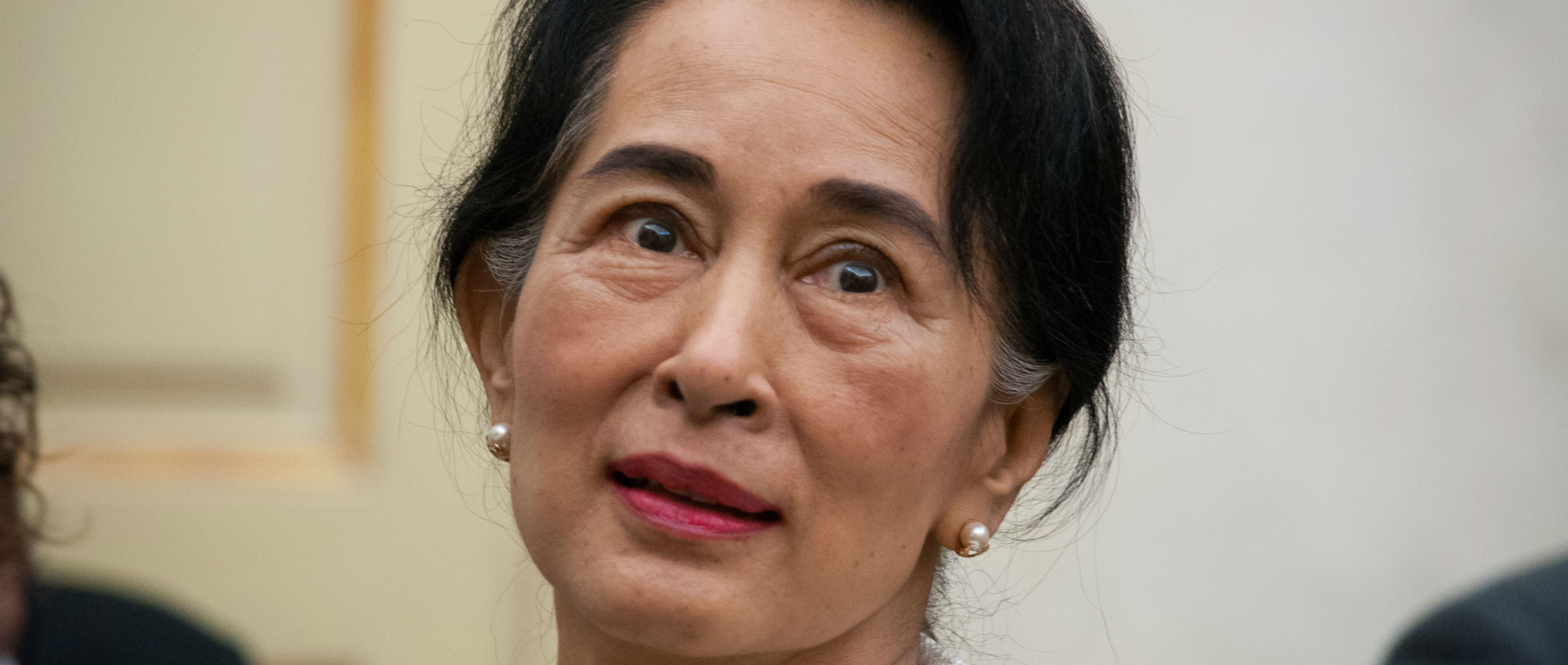 Councillors Vote To Take Back Award From Aung San Suu Kyi
