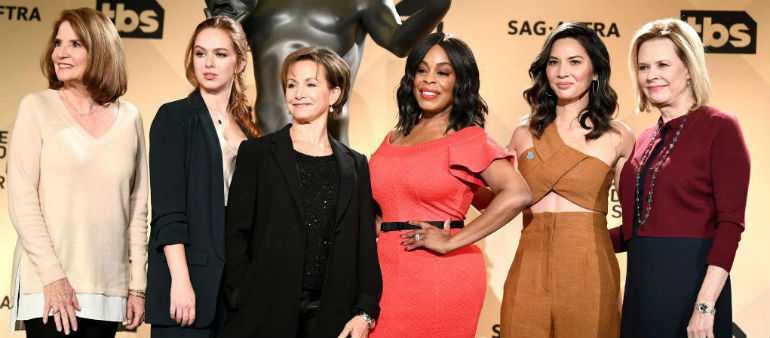 Hollywood awards opt for all-female line up