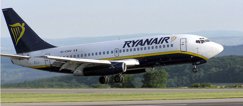 Ryanair Strike Still In The Air