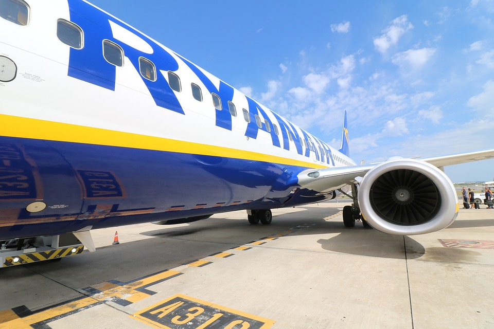 Ryanair and pilots union at loggerheads