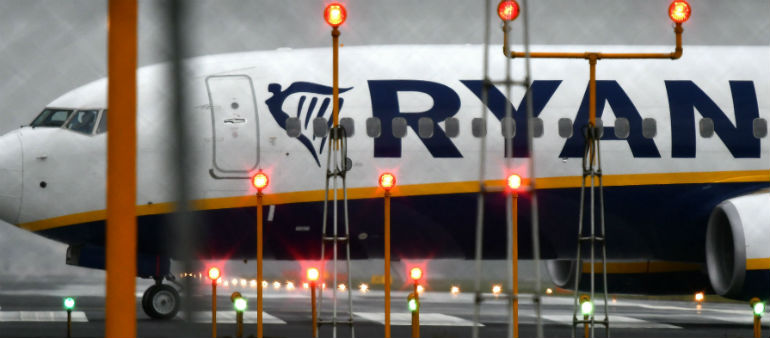 Ryanair Strike Remains On For Now