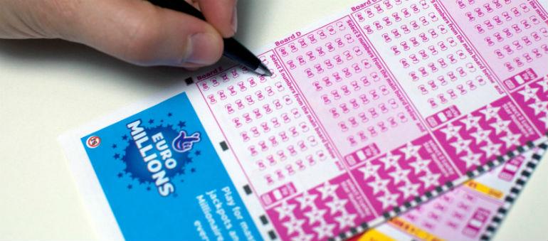 Lucky Dublin Lotto Winner Makes Contact