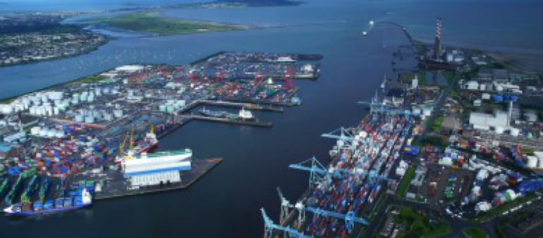 Man Dies At Dublin Port