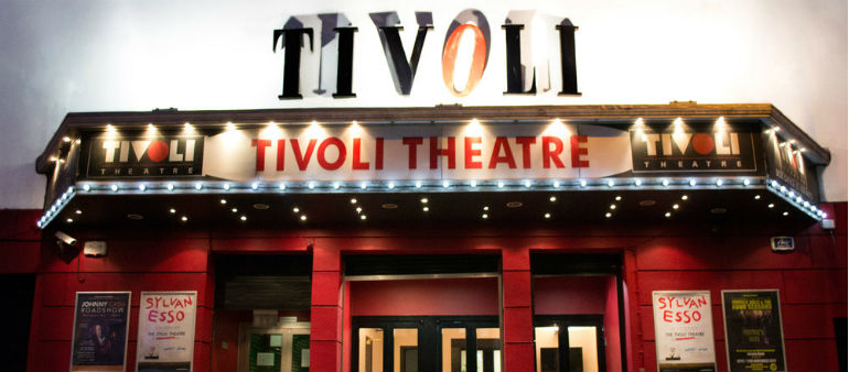 It's Curtains For The Tivoli