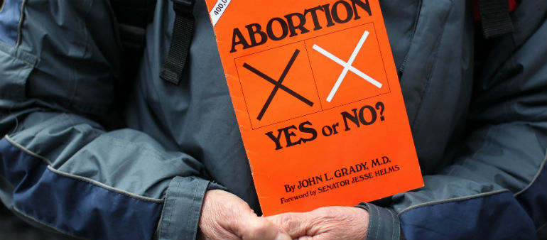 May Day Vote On Abortion