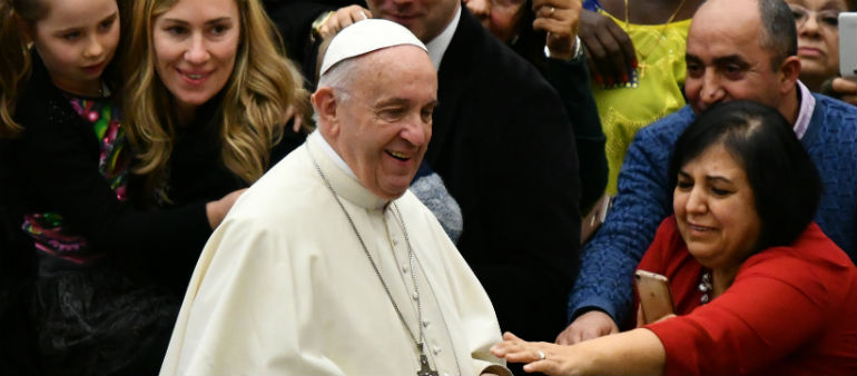 Pope Could Visit Mountjoy
