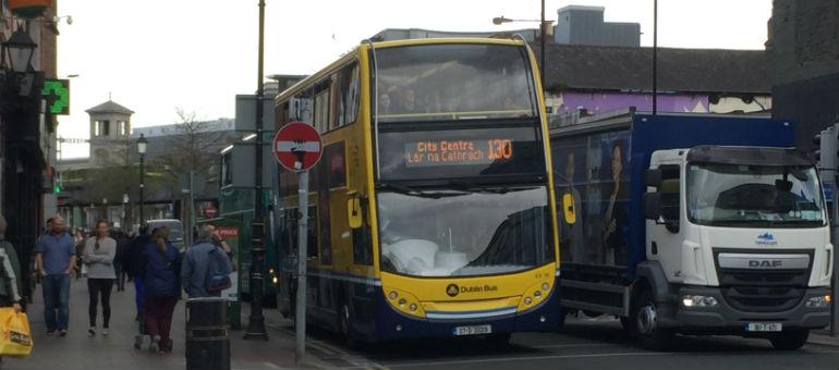 Luas Backs Up Bus Journeys