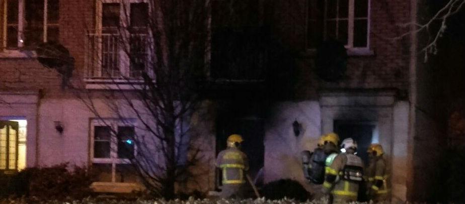 Gardaí Probe Tyrellstown Arson Attack
