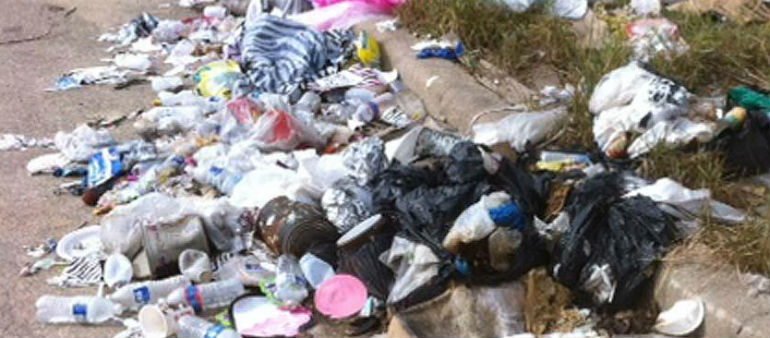 Drones Being Used To Tackle Illegal Dumping