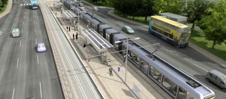 TD Criticises Dublin Transport Plan