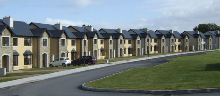 Dublin's Housing List Spikes