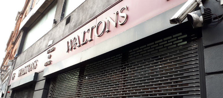 Waltons Moving To Blanchardstown