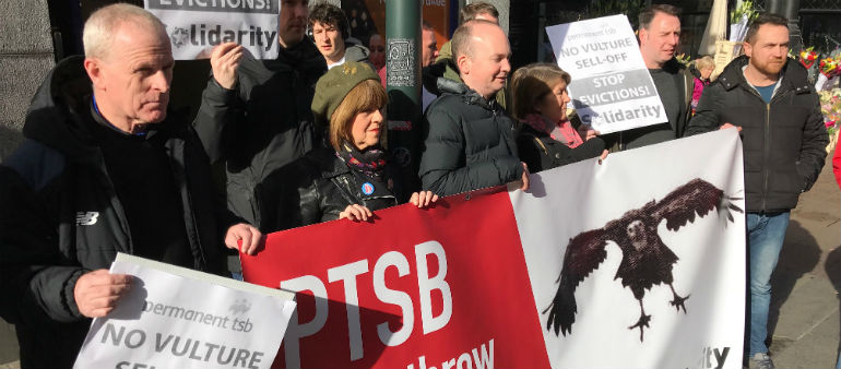 City Demo Held Over Vulture Funds Plan