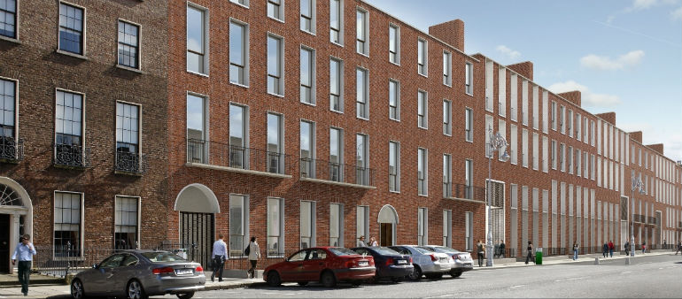 New Merrion Square Development To Bring 500 Jobs
