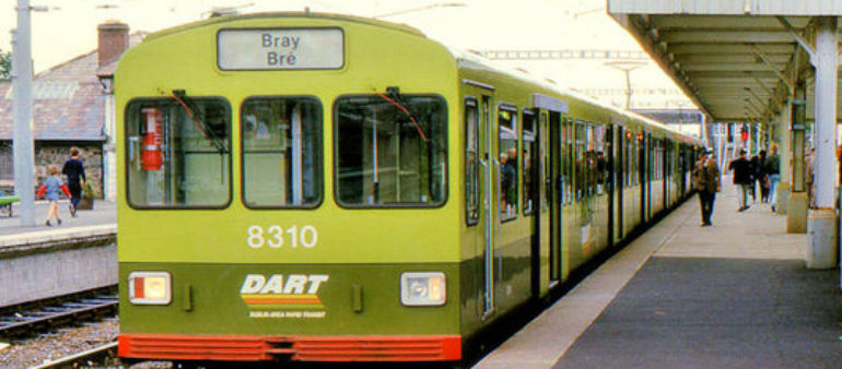 DART Halted Over Passenger Row