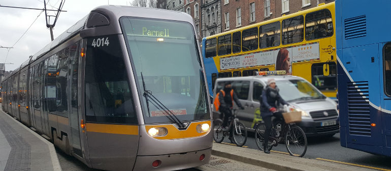 Transport Officials Unaware Of Luas Problems