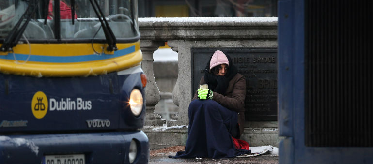 Homeless Crisis Hits New Record