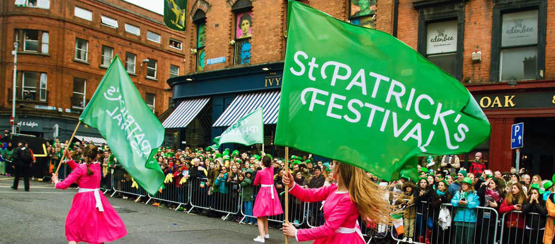Paddy's Day Grand Marshal Revealed