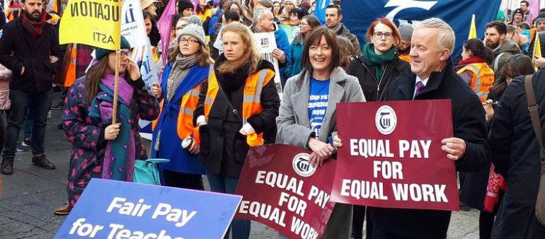 Ireland running out of teachers