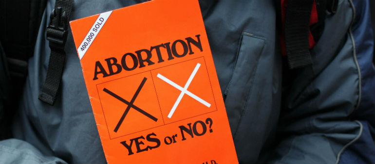 Ministers To Rubber Stamp Abortion Bill