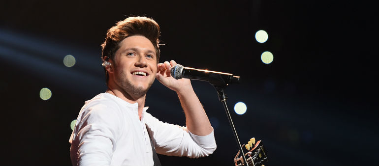 Fans Queue Up For Horan Gig