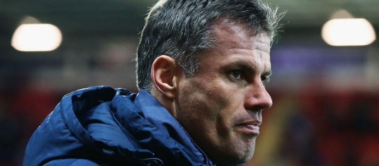 Carragher's Suspended For Spitting