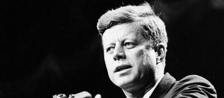 Engineers Recreate JFK's Lost Speech