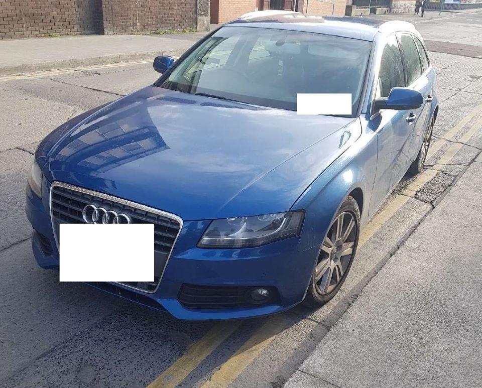 Audi seized in CAB raids