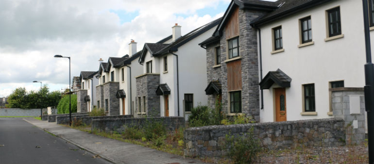Dublin House Prices Ease