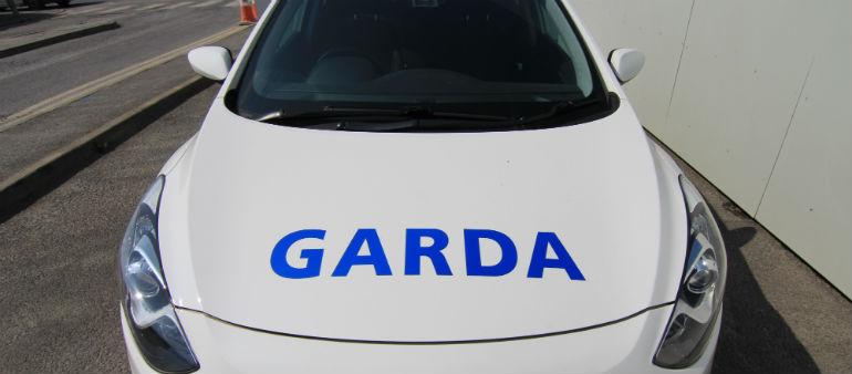 Manhunt underway after firearms seized