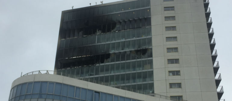 Councillor Wants Risk Review After Fire