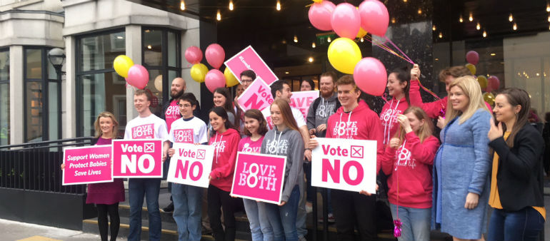 Love Both launches campaign ahead of referendum