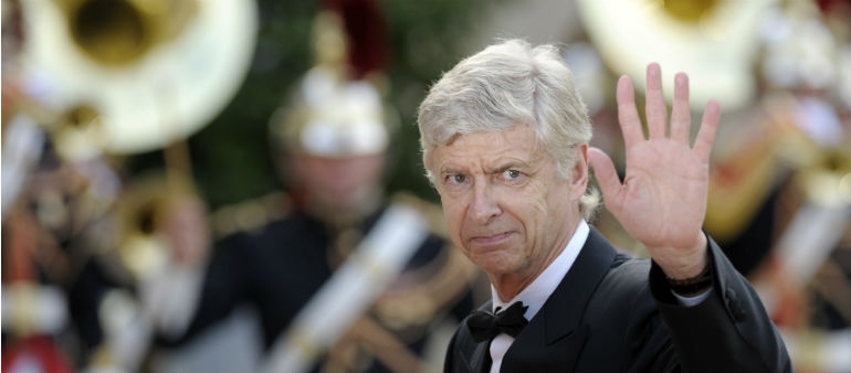 Arsene Wenger Stepping Down