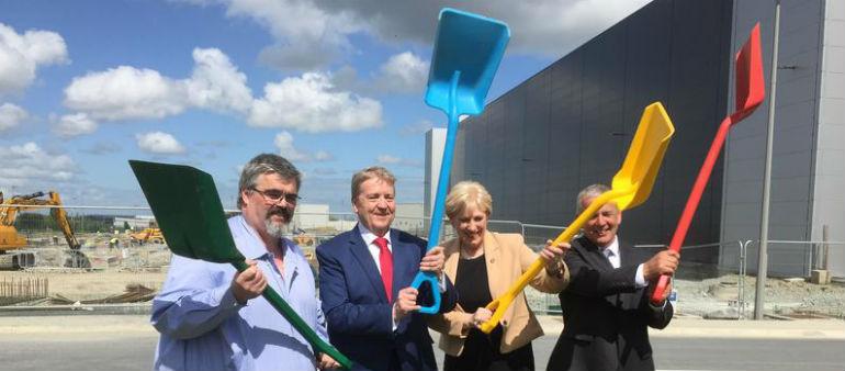 Google to invest €150m on Dublin data centre