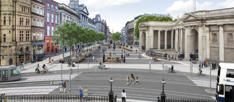 College Green Plaza decision delayed