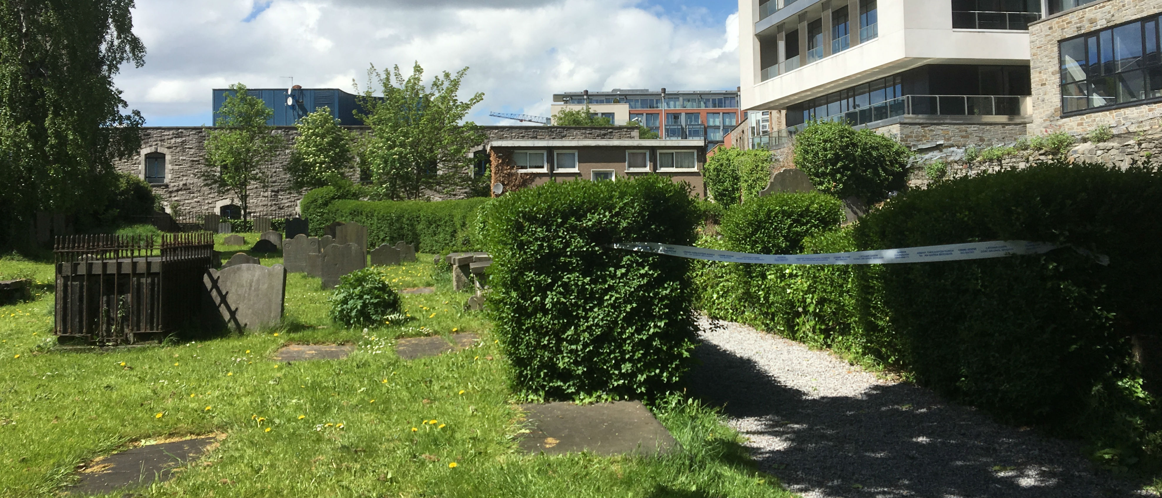 St Michan's Graveyard Closed Temporarily After Woman's Body Found