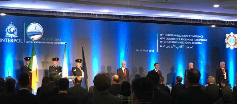 Europe's top cops meet in Dublin